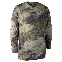 Deerhunter Men's T-Shirt BIRCH L/S
