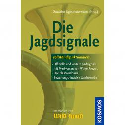 Die Jagdsignale (Walter Frevert, German Book)