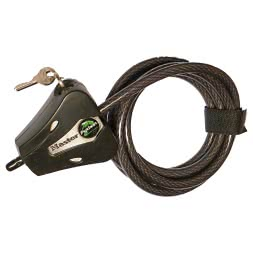 Dörr Cable Lock Masterlock Python