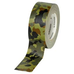 Duct Tape (camouflage, 50mm x 5 m)