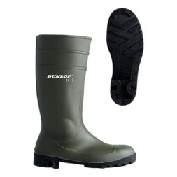 Dunlop Men's Rubber Boots Protomaster FULL SAFETY