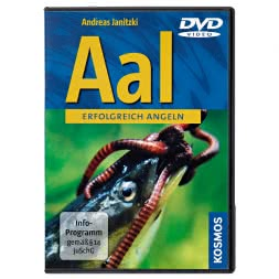 DVD Aal erfolgreich angeln from Kosmos