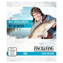 """DVD """"Auf Großzander mit Uli Beyer"""""""