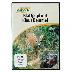 """DVD """"Blattjagd mit Klaus Demmel"""""""