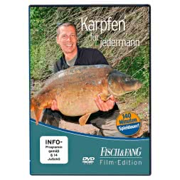 "DvD ""Carp for everyone"""
