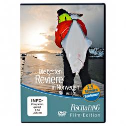 """DVD """"Die besten Reviere in Norwegen Vol. 2"""""""