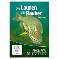 """DVD """"Die Launen der Räuber"""""""