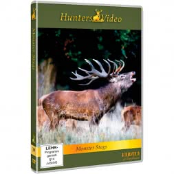 DVD Kapitale Rothirsche from Hunters Video