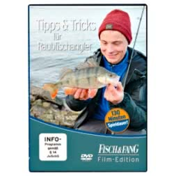 "DVD ""Tips & Tricks for predator anglers"""