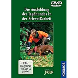 DVD Training of the Hunting Dog