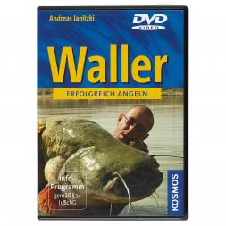 DVD Waller erfolgreich angeln by Andreas Janitzki