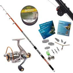 Eel Fishing Set