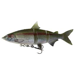 Effzett Shad Natural Whitefish (Rainbow Trout)