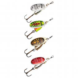 Effzett Spinner Perch Spinner Assortment