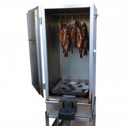 Electric Double Wall Insulated Smoker