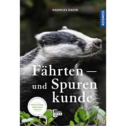 Fährten - und Spurenkunde (Andreas David, German Book)
