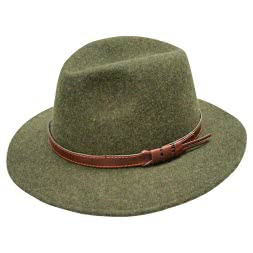 Faustmann Unisex Hunting and Leisure Hat MONTANA (olive)