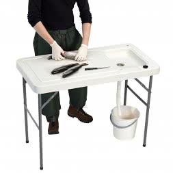 Filleting and Preparation Table