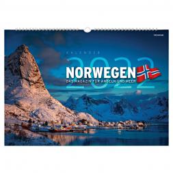 FISCH & FANG Edition: Norway Calendar 2021