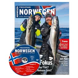 FISCH & FANG Special Issue No. 41: Norway Magazine No. 11