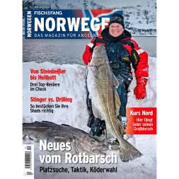 """""""Fisch und Fang"""" (Fish and catch) Norway Magazine - Edition 10"""