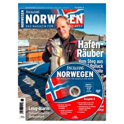 """Fisch und Fang"" (Fish and catch) Norway Magazine - Edition 6"