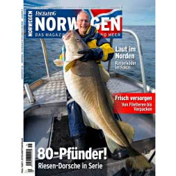 """""""Fisch und Fang"""" (Fish and catch) Norway Magazine - Edition 8"""