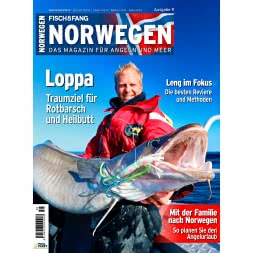 """""""Fisch und Fang"""" (Fish and catch) Norway Magazine - Edition 9"""