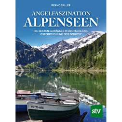"Fishing Book ""Angelfaszination Alpenseen"""