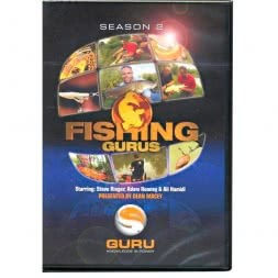 Fishing Gurus Serie 2 - DVD