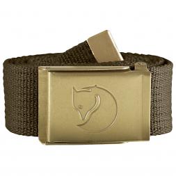 Fjäll Räven Unisex Belt Brass Belt