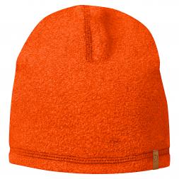 Fjäll Räven Unisex Fleece Beanie LAPPLAND (safety orange)