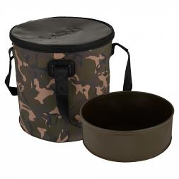 Fox Carp Bucket and Insert Aquos® Camolite™