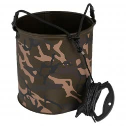 Fox Carp Water Bucket Aquos® Camolite™ Water Bucket