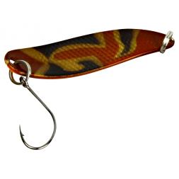 FTM Trout Spoon Hammer (3.2 g, Camouflage/Orange UV)