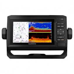 Garmin ECHOMAP UHD 62cv depth sounder