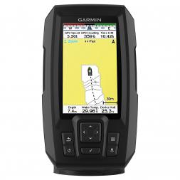 Garmin Fishfinder Striker Plus/cv with transducer