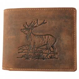 Greenburry Vintage Billfold (Leather)