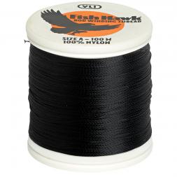 Gudebrod Binding Yam (black)