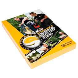 Guru's Guide to Commercial Water Carp Fishing - DVD