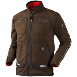 Härkila Men's Reversible Jacket Kamko (brown/red)
