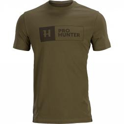 Härkila Men's T-shirt Pro Hunter (light willow green)