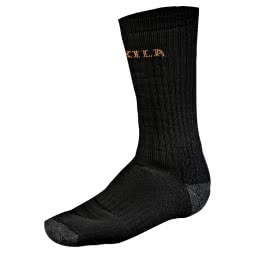 Härkila socks Expedition (black, short)
