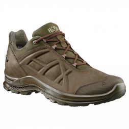 Haix Men's Outdoor Shoes BLACK NATURE GT LOW