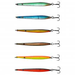 Hansen Silver Arrow SD Lures Copper/Black/Orange