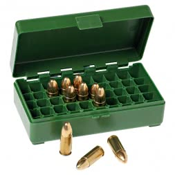 Hard Plastic Ammo Box