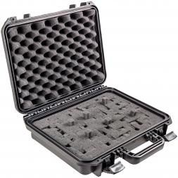 Hard shell accessory / handgun case