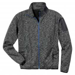 HD-Concept Active Fleece Jacket - anthracite-mottled
