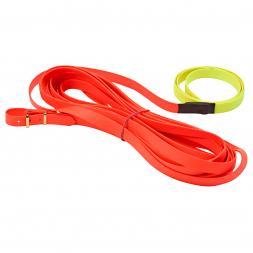 heim Biothane bloodtrack leash (flat)