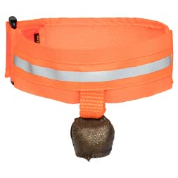 Heim Collar with Velcro and Bell